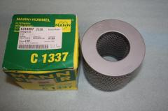 Machine accessories Air filter MANN C1337