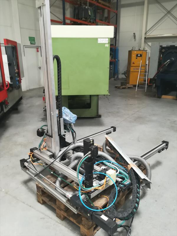 Machine accessories Robot BAHR modultechnik