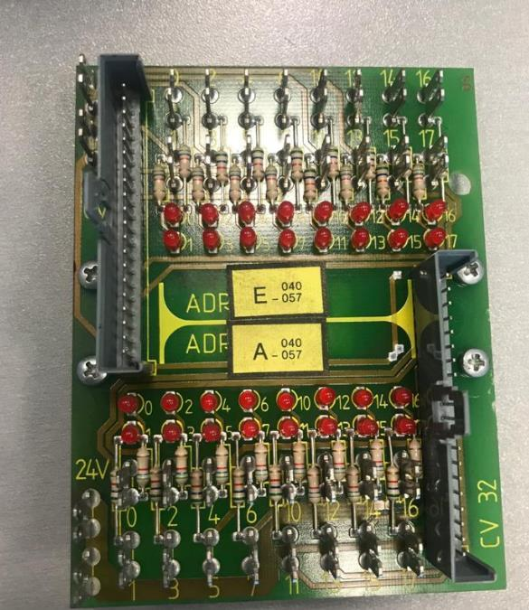 Machine accessories Control card CV 32B 2531/00