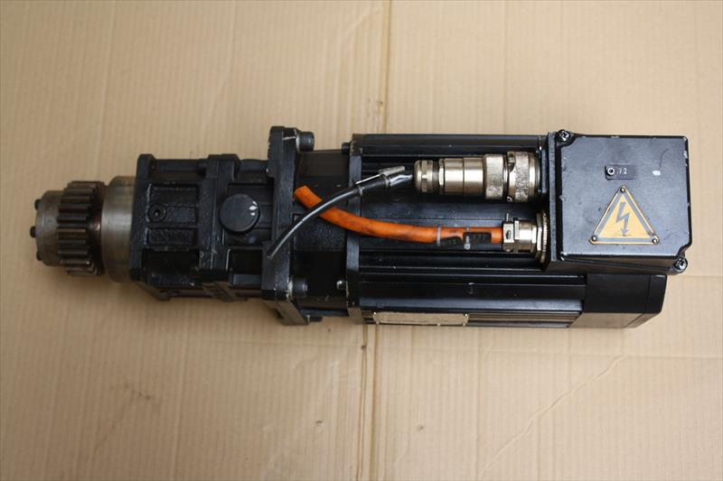 Machine accessories Servomotor HAUSER HDX142C6-88S
