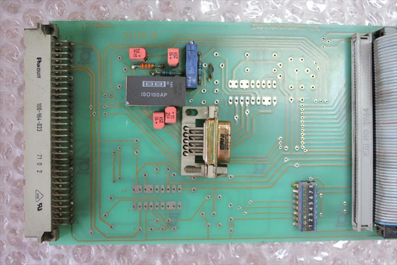 Machine accessories Control card BB ISO100AP