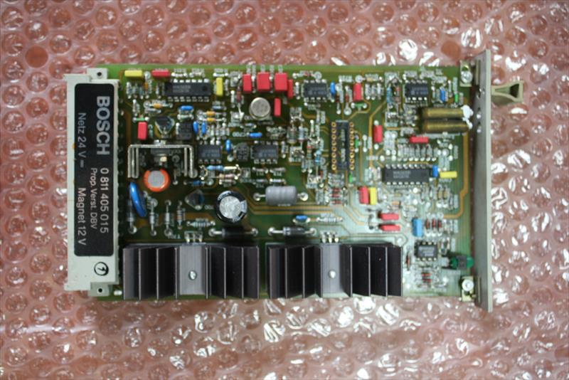Machine accessories Control card BOSCH 0811 405 015